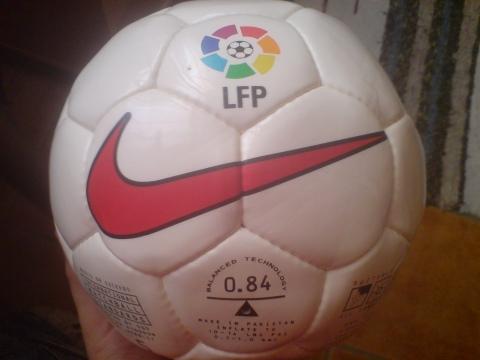El balón con el diseño más simple y elegante