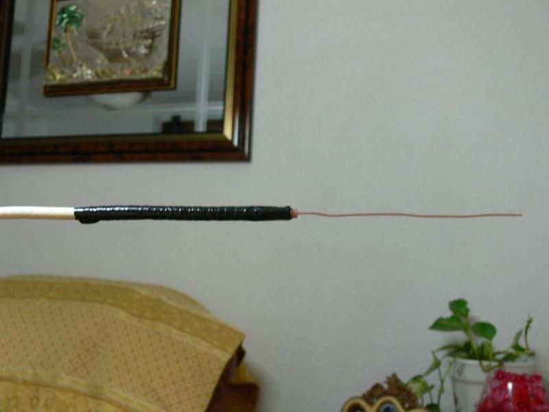 Diferencia entre antena casera vs yagi vs dipolo foro - Antena tdt interior casera ...