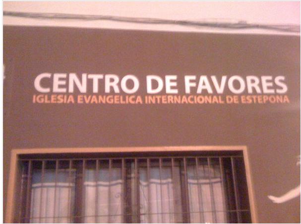 Centro de favores